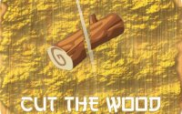 Игра Руби дрова (Cut the Wood)